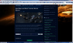 Missile Movers - StarCraft 2