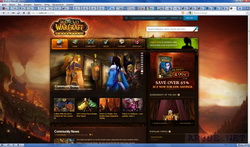 World of WarCraft Battle.net