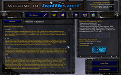 WarCraft 3 Battle.net