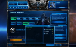 StarCraft 2 Battle.net