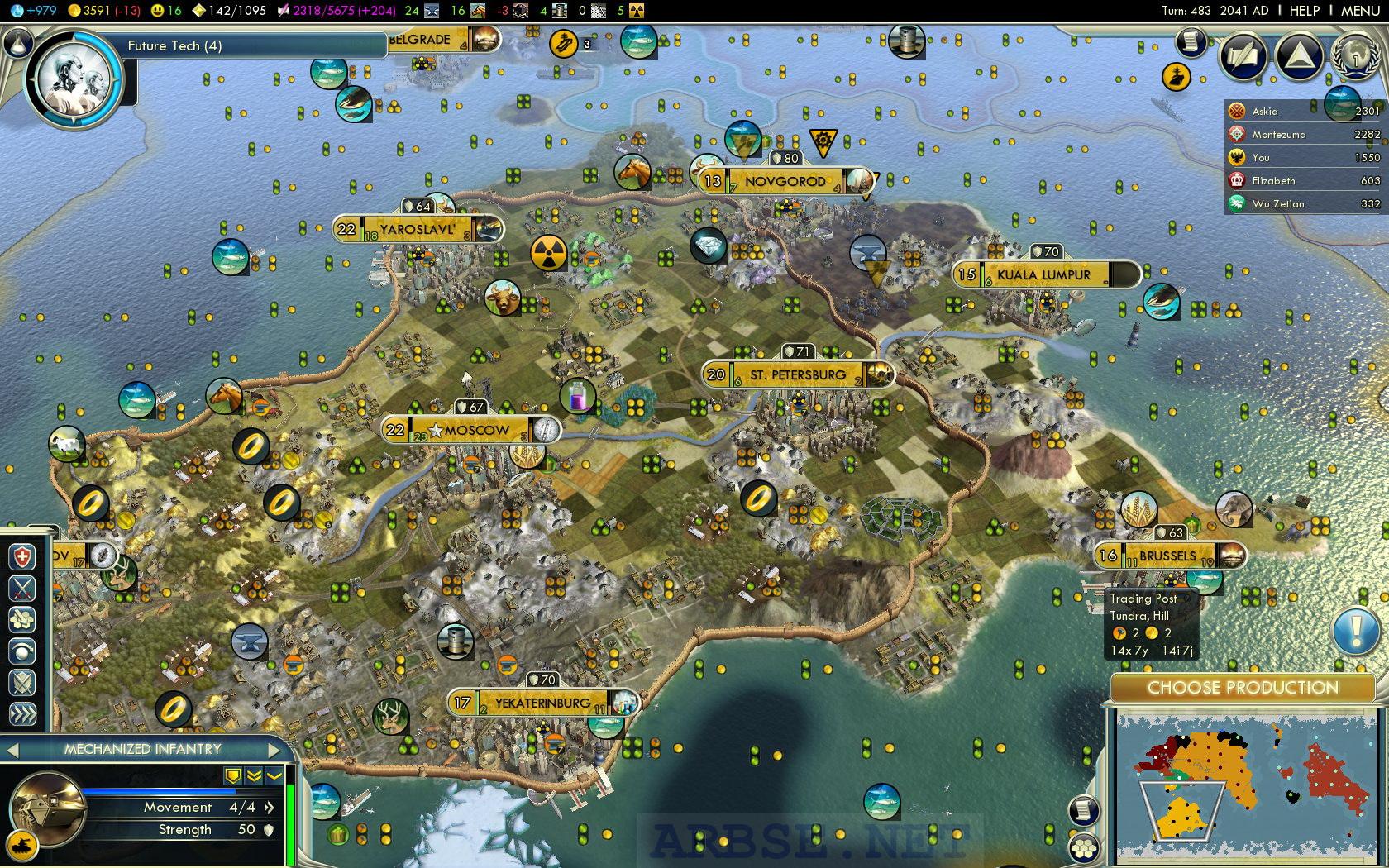 Civilization 5 читы 103144 - a0