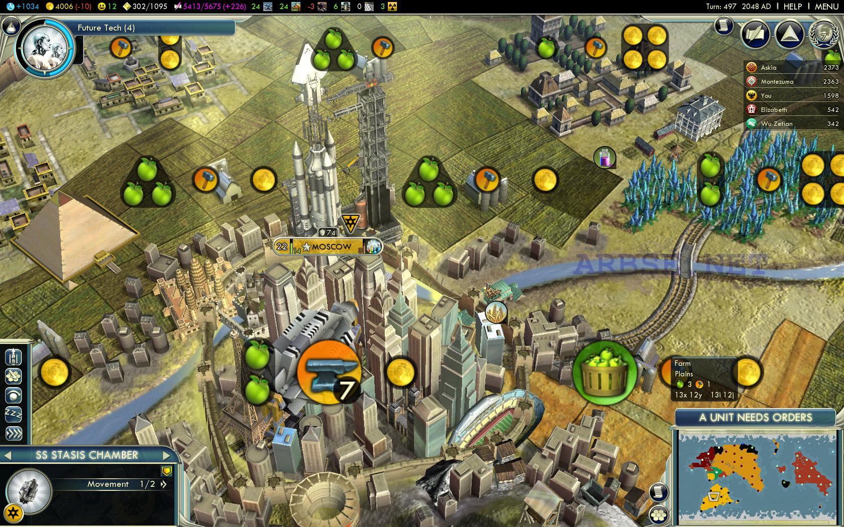 Civilization 5 читы 103144 - 695
