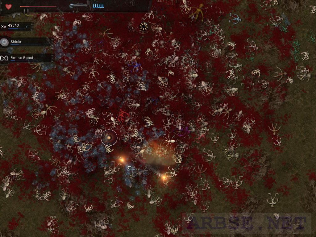 Crimsonland скачать бесплатно русская версия - фото 6