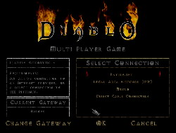 Diablo 1 Battle.net