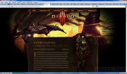 Diablo 3. Demon Hunter.