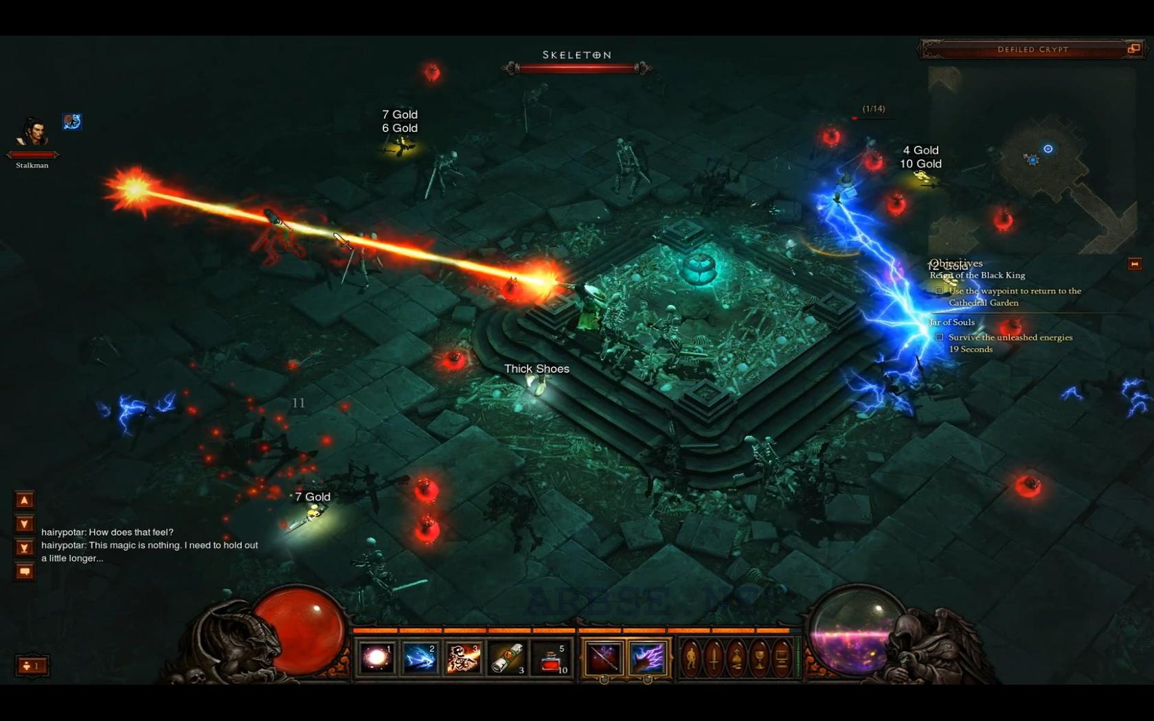 [Конкурс -2ой этап] Diablo 3 В сентябре (X-box,PS3)