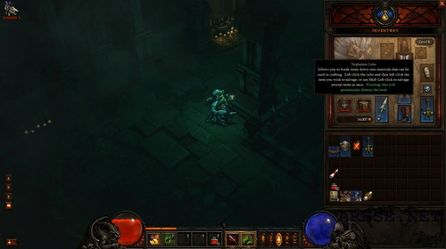 Cauldron of Jordan и Nephalem Cube уйдут из Diablo 3