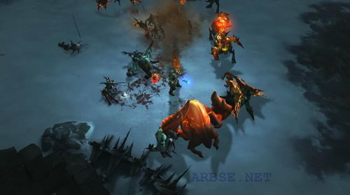 скриншот битви