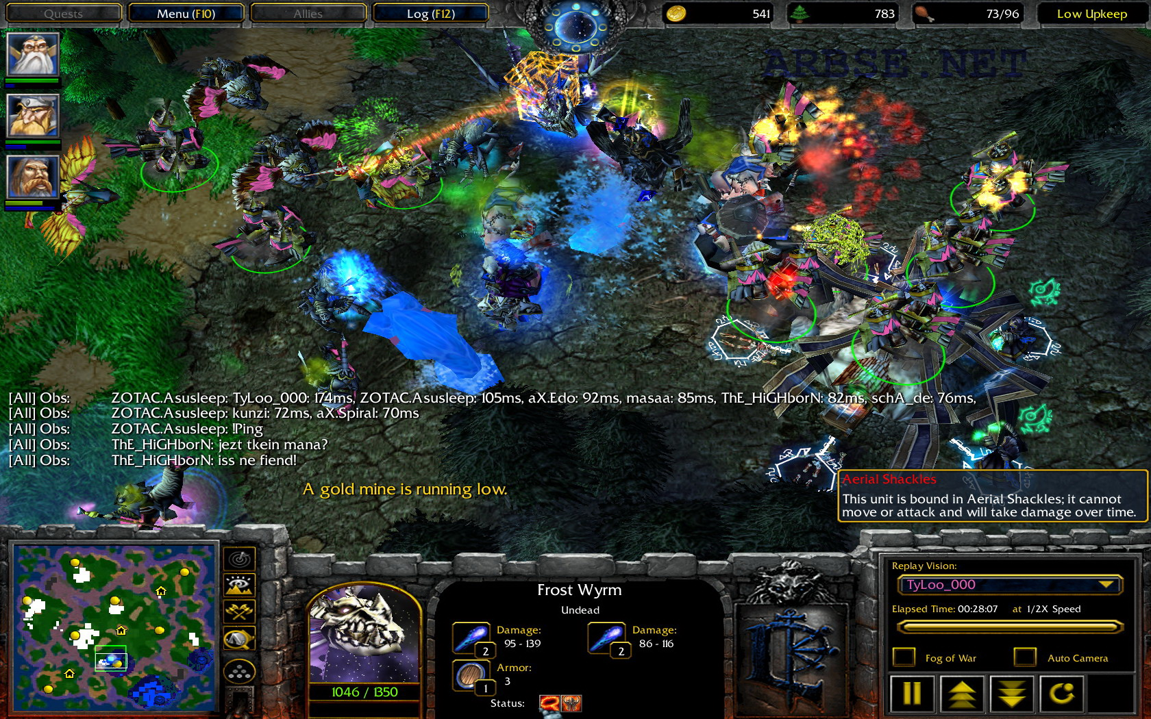 Карты на развитие warcraft 3 frozen throne spisokheart.