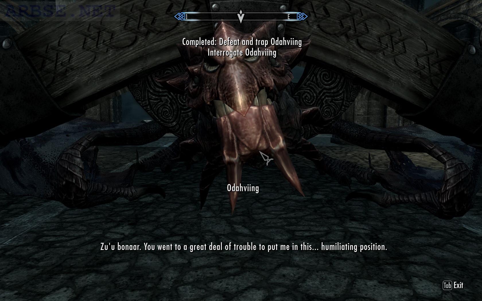 Skyrim как позвать лошадь - bbbe