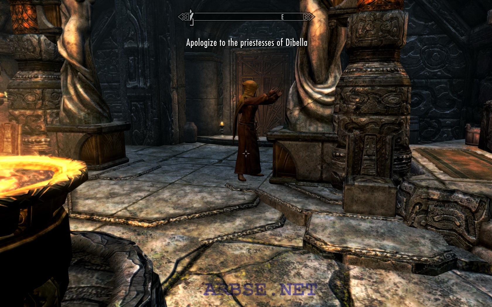 Прохождение Квеста За Гранью Обыденного Skyrim