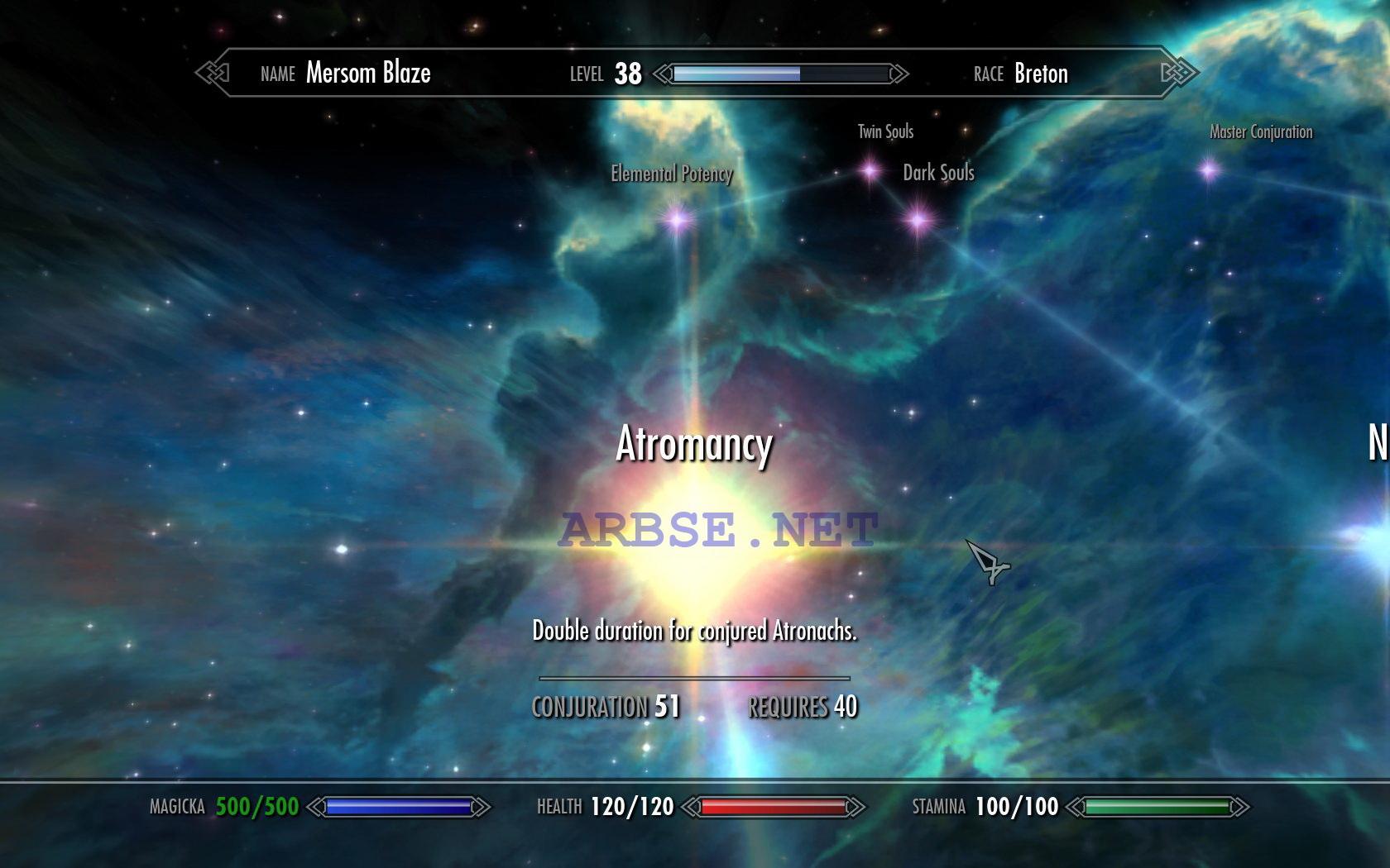 Легендарный навык The Elder Scrolls Wiki FANDOM powered by 96