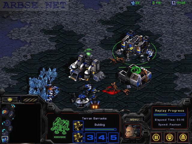 StarCraft StarCraft: Broodwar ENG RUS скачать торрент игру бесплатно, torre