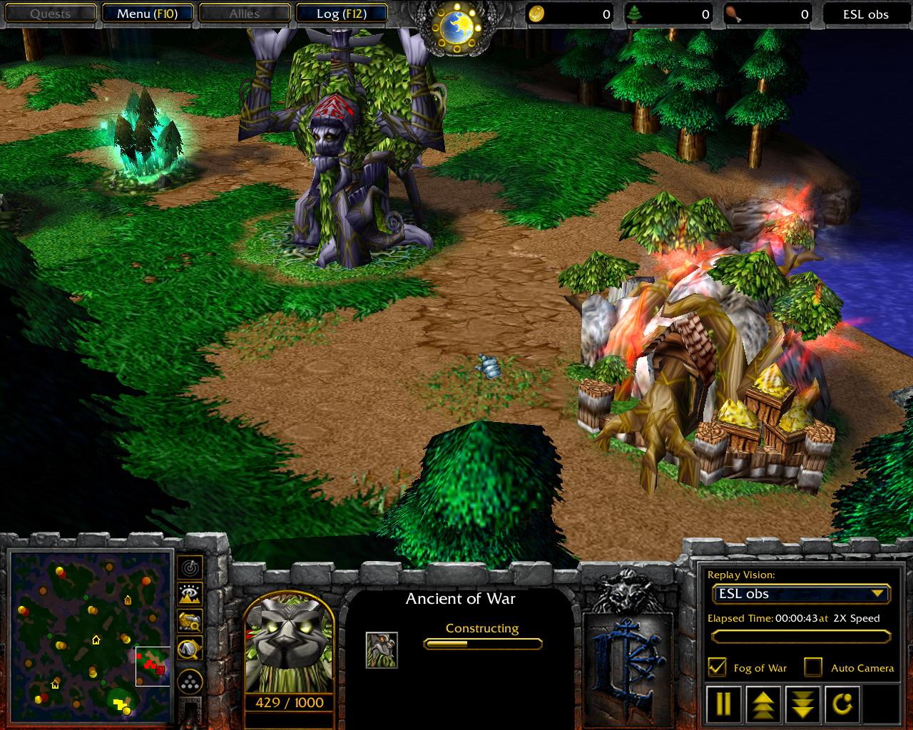 Warcraft 3 скачать бесплатно одним файлом бесплатно