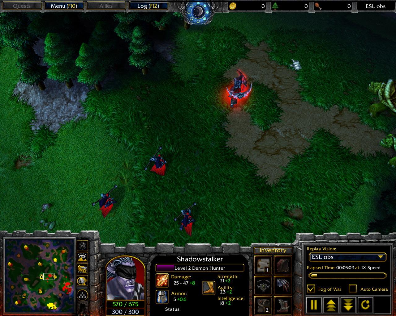 Официальный патч от Blizzard для обновления Warcraft 3 Frozen Throne до вер