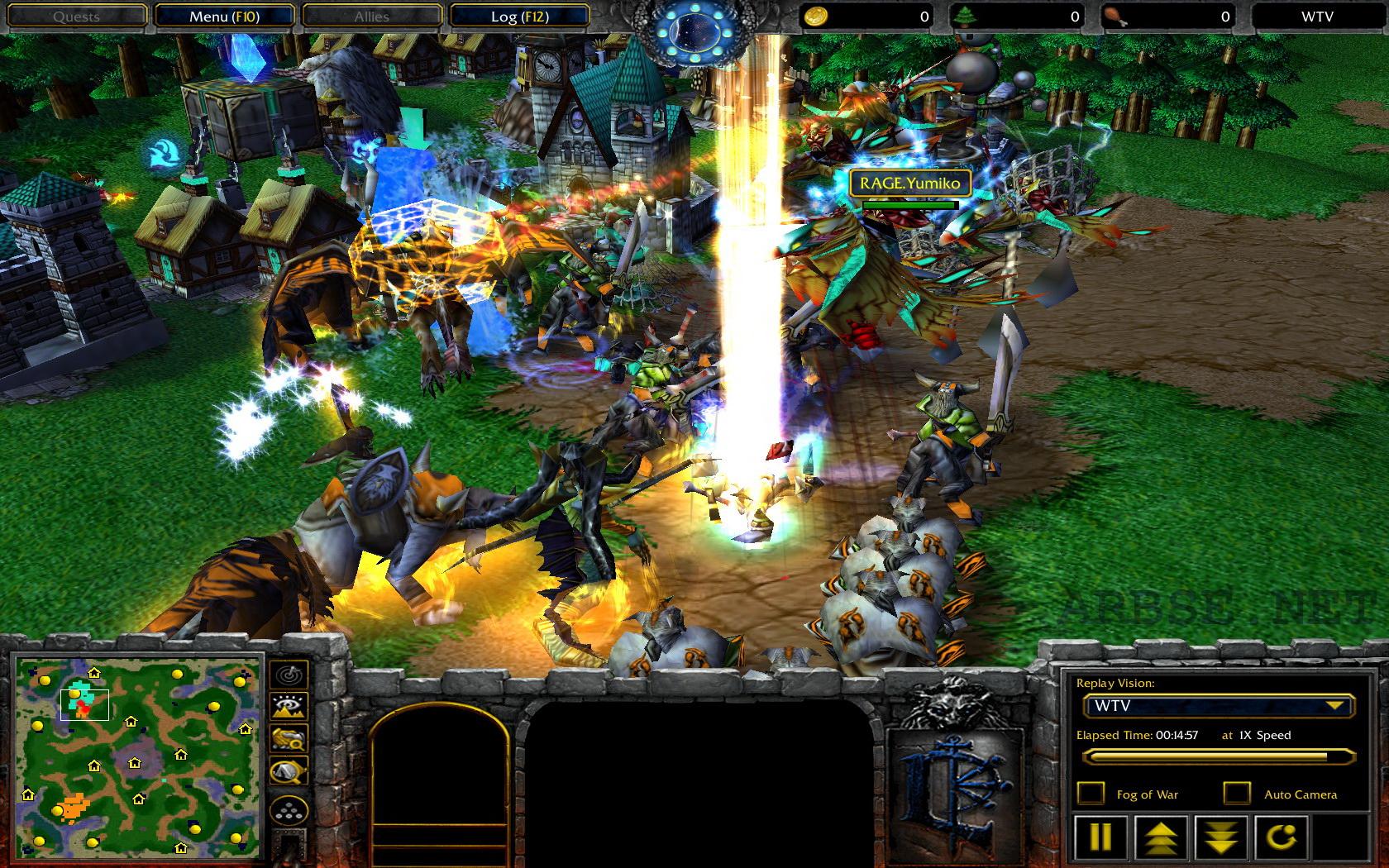 Warcraft 3 Tft скачать торрент