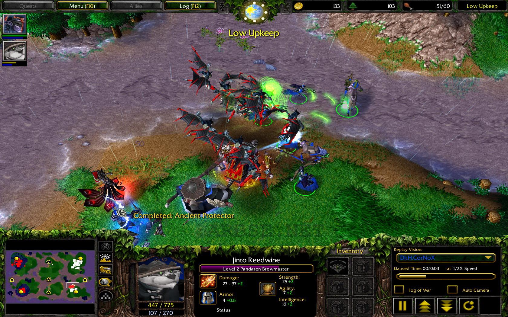 Скачать Расы для Warcraft 3 Frozen Throne
