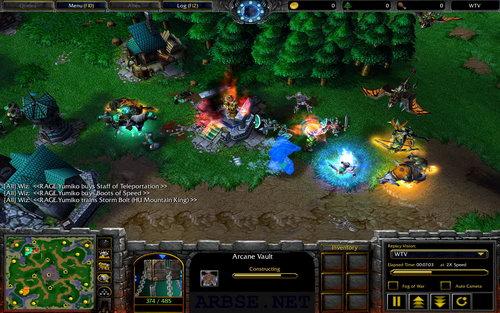 Warcraft 3: the frozen throne - screenshot 10 abcgamessk