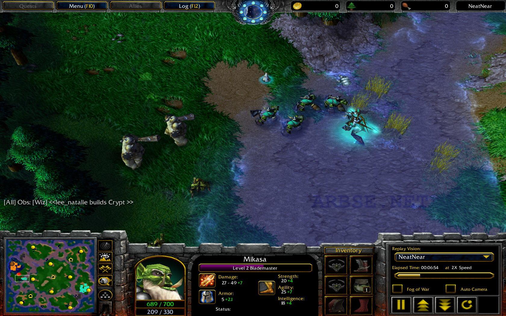 Скачать Warcraft 3 последнюю версию
