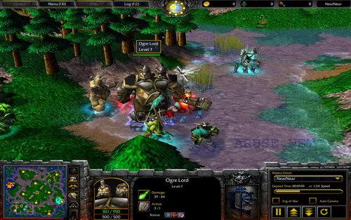 Патч Warcraft 3: The Frozen Throne v1.24a EN/RUS. . Самый последний.