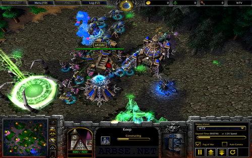 Патч для Варкрафта 1.27 - Патчи Warcraft 3 - Все для DotA. как подключить т