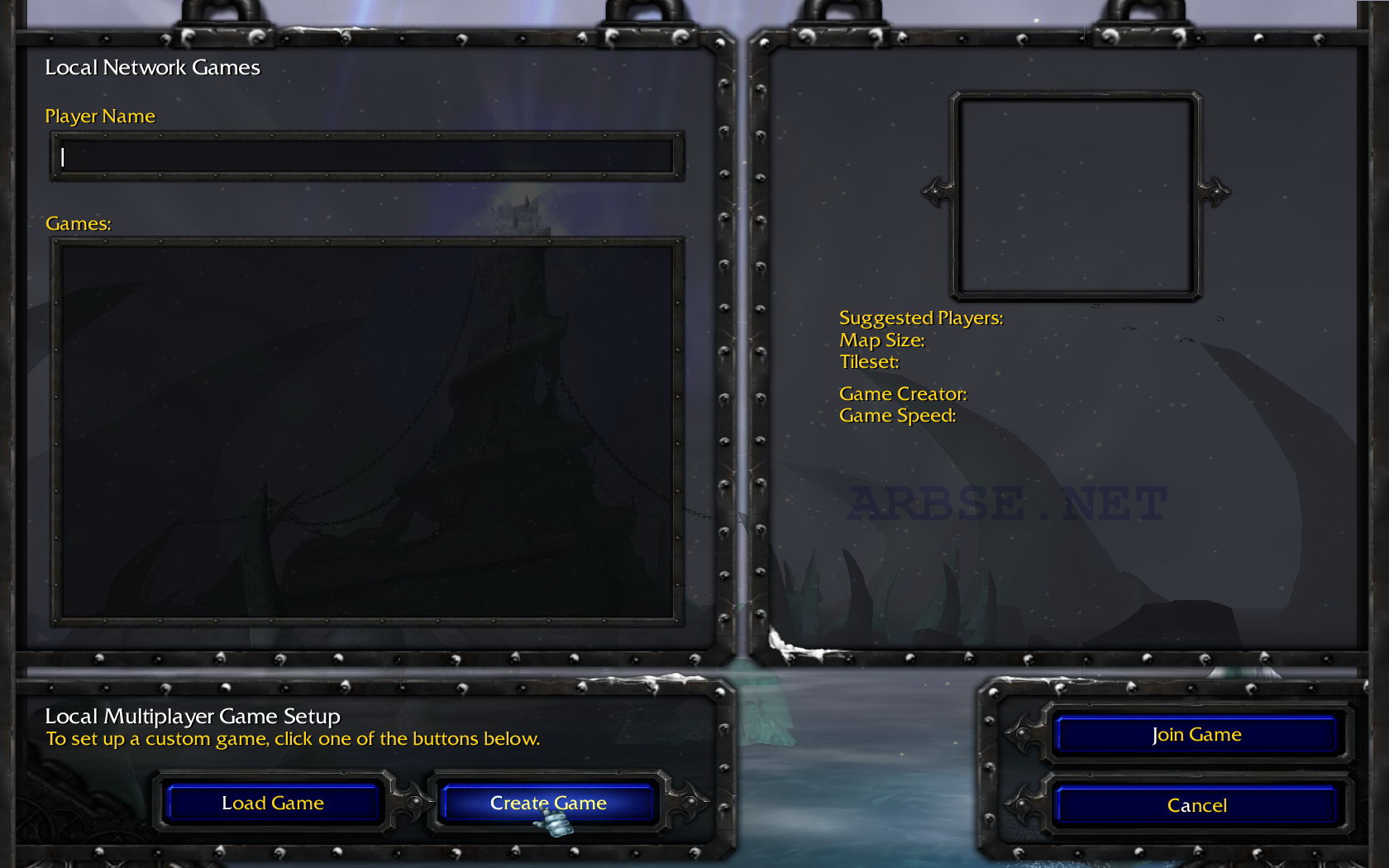 Программы для игры по сети в warcraft 3 the frozen throne