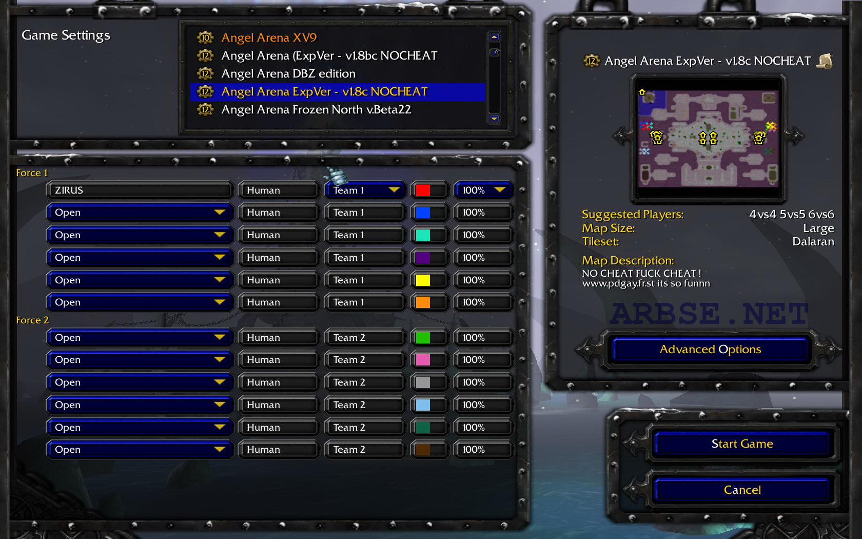 Warcraft iii: reign of chaos (2002) и the frozen throne (2003.