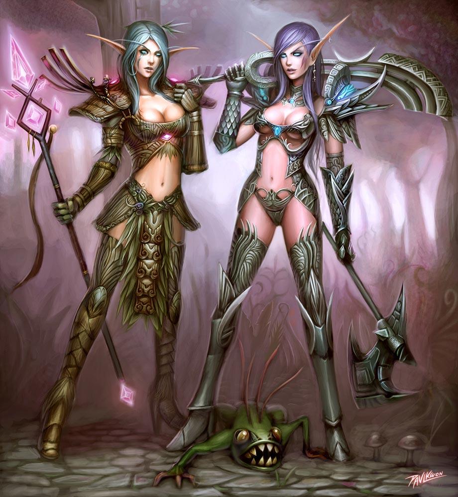 Warcraft babes galleries xxx movie