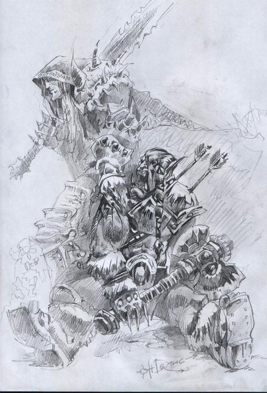 Warcraft 3: TFT.