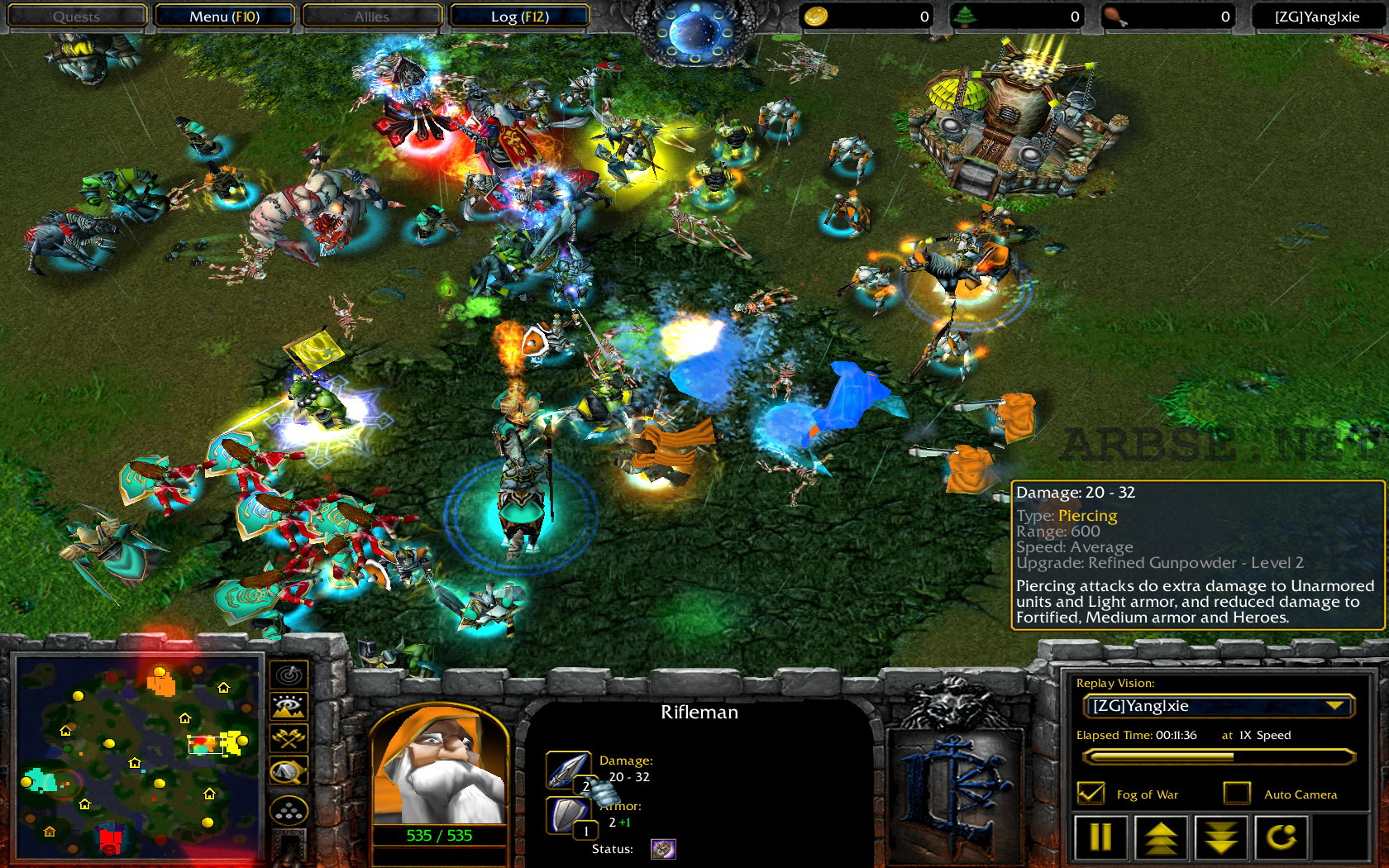Warcraft 3 ролевая игра life is feudal mmo interface