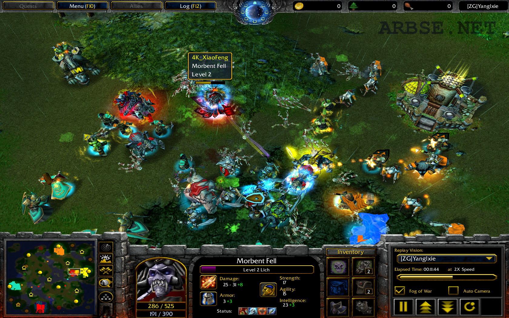Warcraft Iii The Frozen Throne Моды