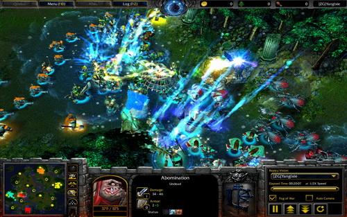 Долгожданное обновление Warcraft 3 Frozen Throne - патч 1.26a. за обновлени