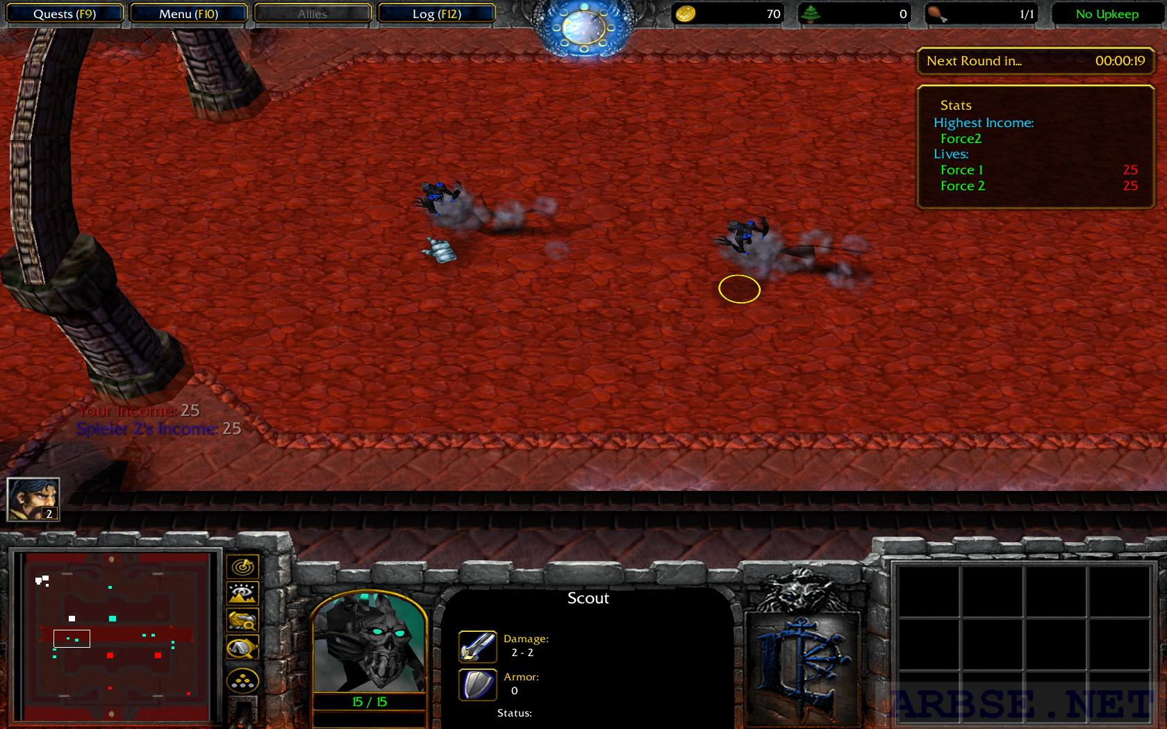 Карты Для Warcraft Frozen