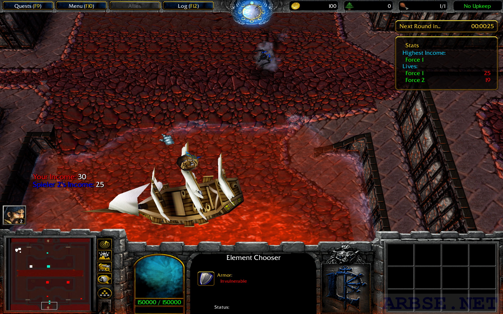 Warcraft 3 sex maul map hentia scene