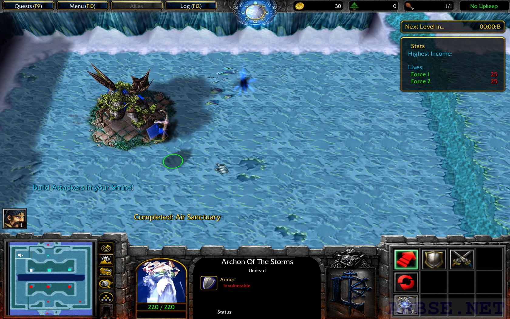 Warcraft 3 моды на расы - e0025
