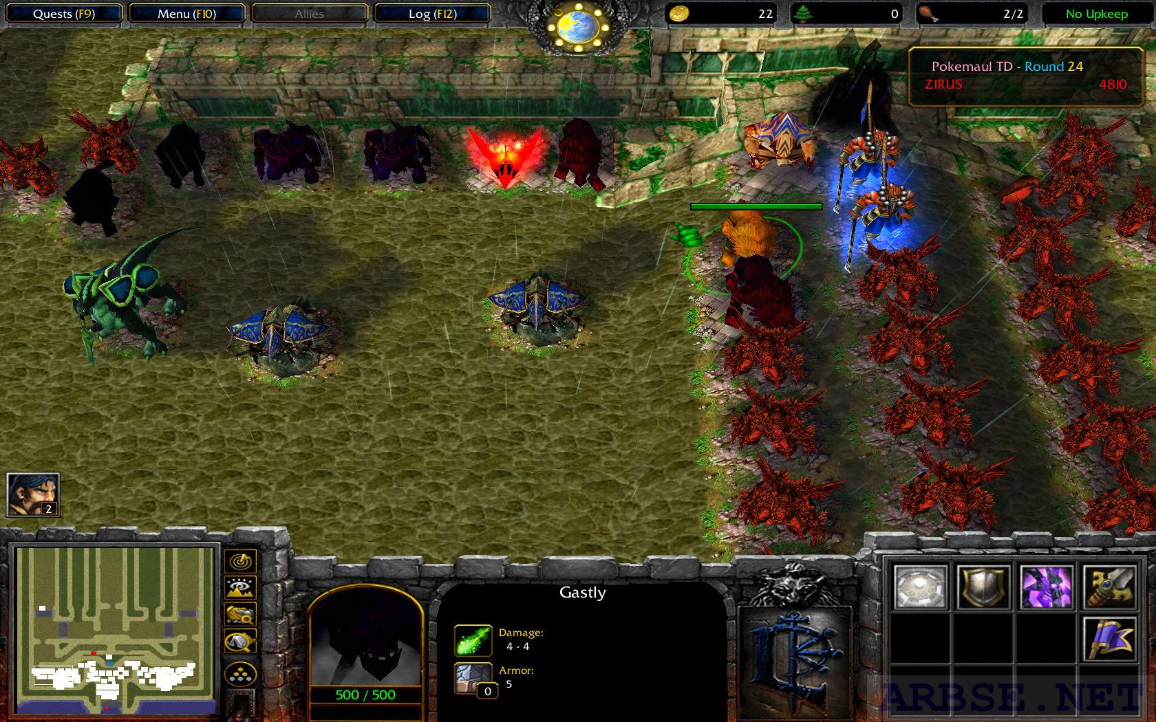 Warcraft 3 sex maul map hentia image
