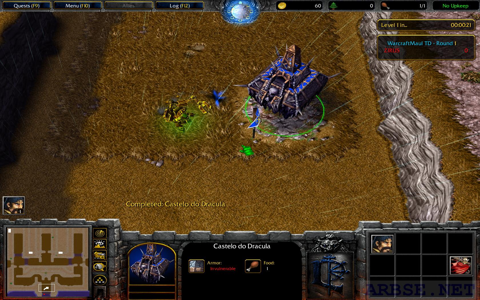 Warcraft 3 frozen throne sex nackt video
