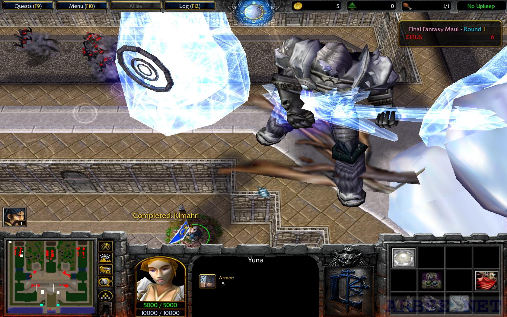 Warcraft 3 карты порно