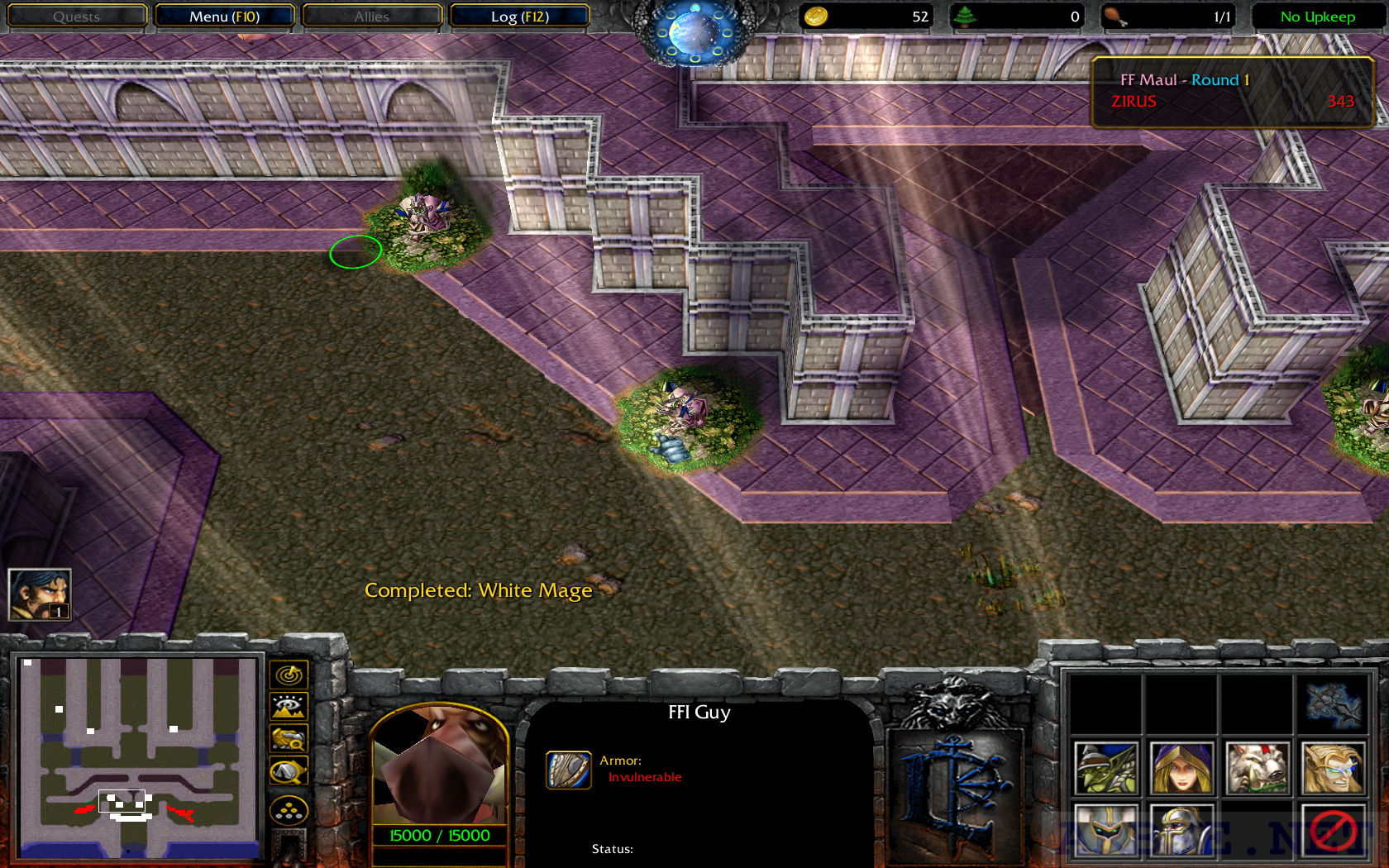 Warcraft 3 sex maul map sexy tube