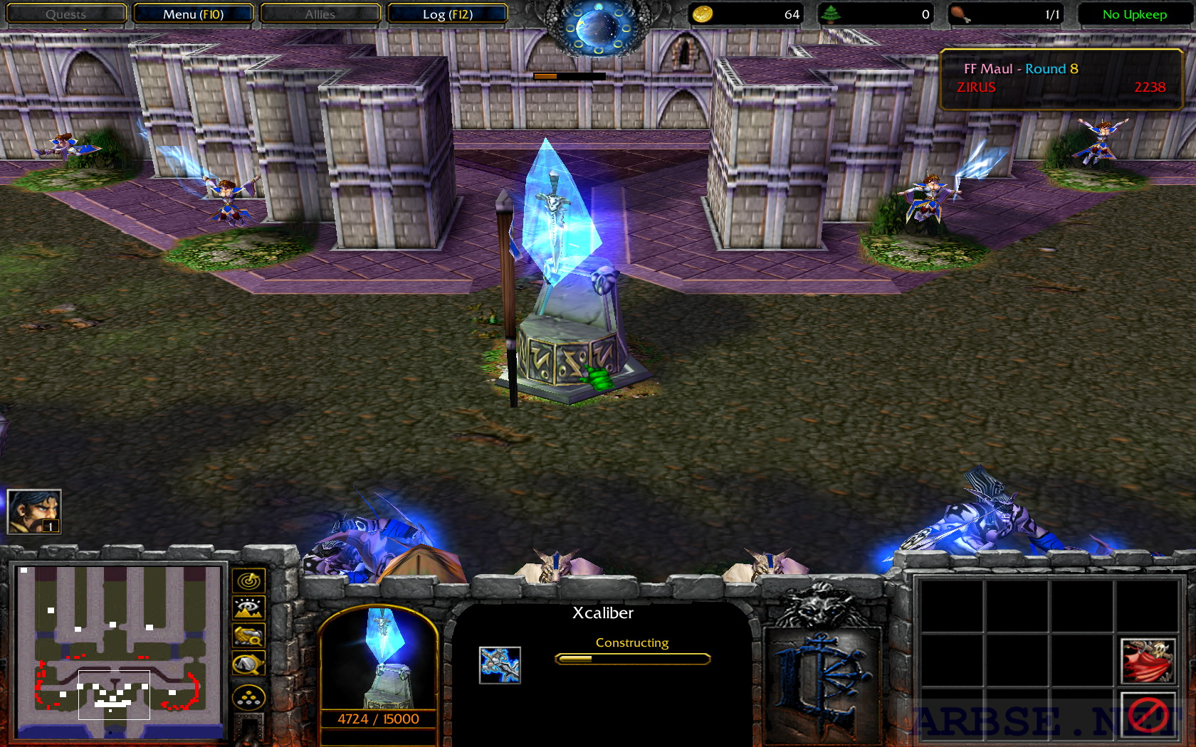 Warcraft 3 sex maul map hentai download
