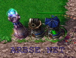 ����� tower defense ���� ��� warcraft 3