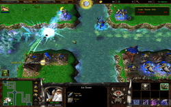 Скриншоты к пакету Tower Defense карты для WarCraft 3 - ARBSE