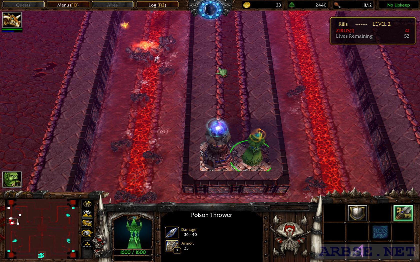 Tower defense td скачать карты для warcraft 3