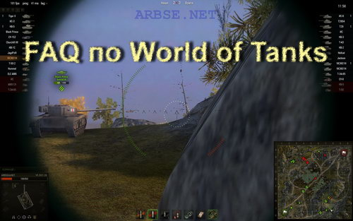FAQ �� World of Tanks