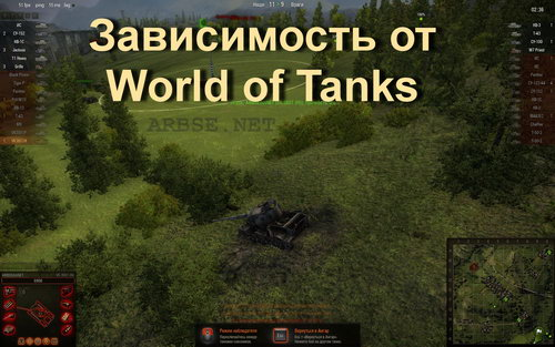 ����������� �� World of Tanks