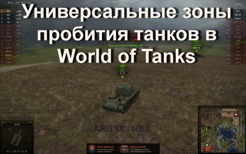 ������������� ���� �������� ������ � World of Tanks