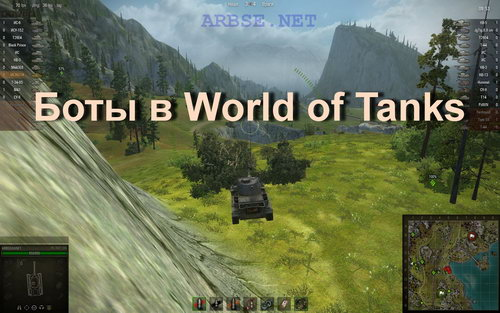 ���� � World of Tanks